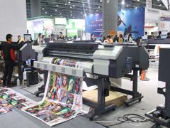写真机喷墨技术在数字彩色喷绘领域的应用