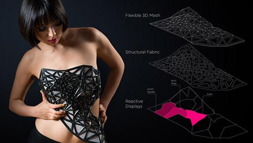 3d打印将成为未来服装设计师的新宠
